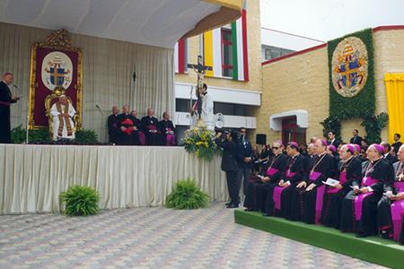 Papa Giovanni Paolo II - Pontecagnano